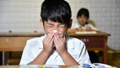 Photo of 開學季過敏多5成 醫:調整體質是關鍵