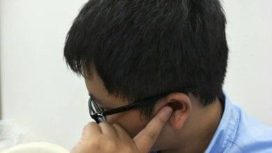 Photo of 43歲男「一覺醒來聽不見」 竟是耳中風