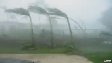 Photo of 遊港注意!超級颱風「山竹」週日恐襲港