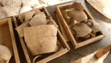 Photo of 以色列大衛城出土文物 成《聖經》巴比倫毀耶路撒冷證據
