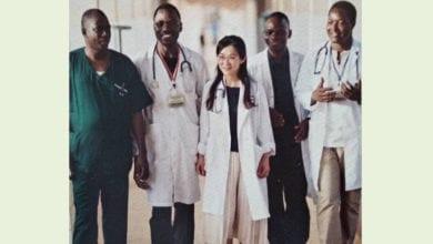 Photo of 新史懷哲年代!王馨儀 台灣最年輕援外女醫師