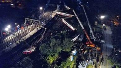 Photo of 普悠瑪失控出軌釀18死190傷 出事原因台鐵正在查
