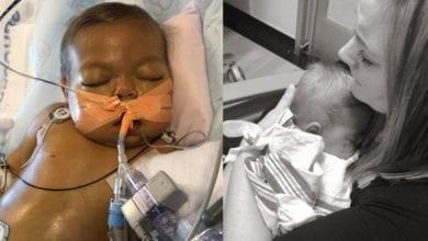 Photo of 美8月大女嬰等不及器捐 媽媽心碎捐出愛女器官造福社會