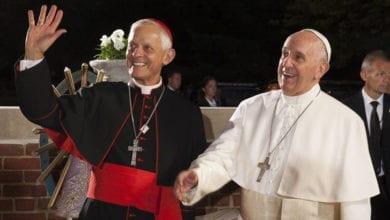 Photo of 包庇300名教士性侵 華盛頓總主教辭職獲准