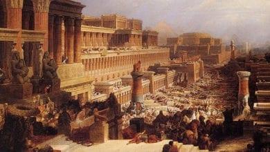 Photo of 約旦河遺址出土 聖經「出埃及記」首度被證實