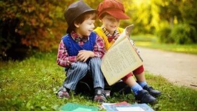 Photo of 研究:家中書愈多 小孩未來學習力愈強