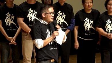 Photo of 期待跨虹運動全球開花 台灣代表吳英俊:同性戀非天生!