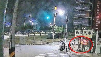 Photo of 愛家公投布條遭破壞拆除 志工嘆:民主應尊重不同意見