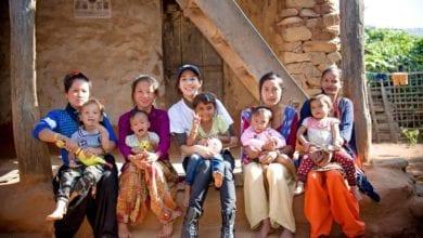 Photo of 張鈞甯在尼泊爾見證台灣資助愛心帶來轉變 盼帶動更多人關心弱勢兒童