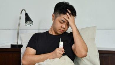 Photo of 跨年夜唱狂歡  28歲男「低血糖」險喪命