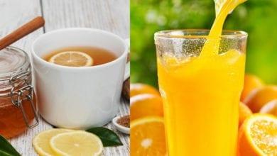 Photo of 蜂蜜檸檬水遭打臉 研究:喝柳丁汁預防失智
