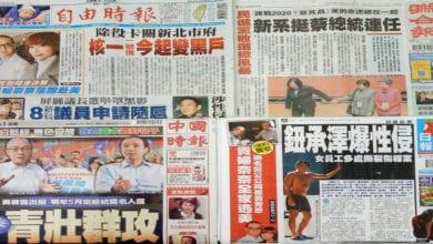 Photo of 12月6日各報頭條摘要彙整