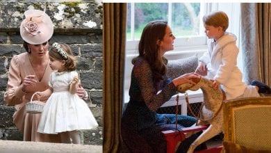 Photo of 安海瑟威學「凱特育兒法」 蹲下對話讓親子關係更緊密