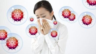 Photo of 小心!發燒低於38度 「隱性流感」仍有傳染力