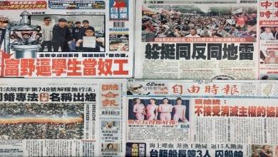 Photo of 2月21日各報頭條摘要彙整