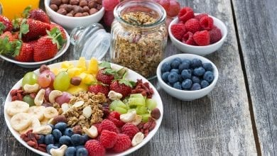 Photo of 蔬果、堅果多 「DASH飲食法」可降血壓