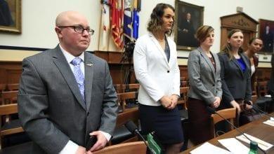 Photo of 僅能以「出生性別」登記服役 美跨性別者從軍禁令4月生效