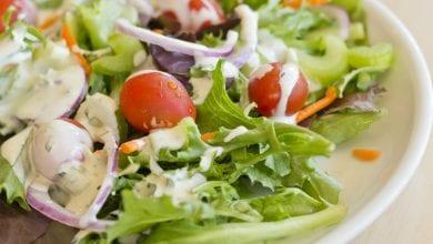 Photo of 孕婦真的不能吃生菜沙拉嗎?