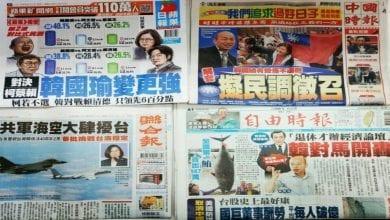 Photo of 4月16日各報頭條摘要彙整