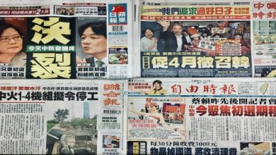 Photo of 4月10日各報頭條摘要彙整