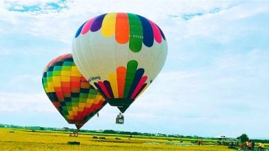 Photo of 宜蘭也有熱氣球!三奇村「稻間美徑」6/8 即將升空