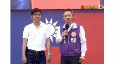 Photo of 韓粉凱道造勢 孫繼正:換總統比較快!台灣安定有未來!