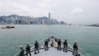 Photo of 震壓「反送中」?中媒:港府若癱瘓,將出動解放軍