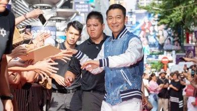Photo of 劉德華攜手與警同「反毒」 呼籲「千萬別吸毒」
