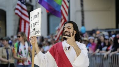 Photo of 加州通過挺LGBT決議文 禁迴轉化治療衝擊宗教自由