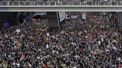 Photo of 川習會談及香港反送中  川普:人民正在追求民主