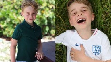 Photo of 愛孩的心都一樣! 凱特王妃親拍喬治王子生日照、女王罕見追孫跑
