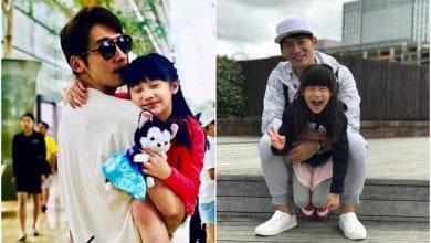 Photo of 6歲女兒含淚說「不想長大」 溫昇豪知道原因秒融化