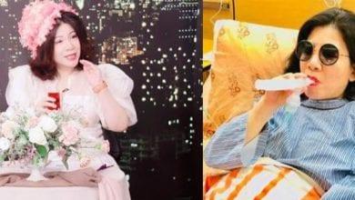 Photo of 陳文茜才戰勝肺腺癌 5個月後…左臉右手如癱瘓中風