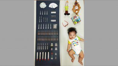 Photo of 她PO一堆針頭跟嬰兒照 網驚呼:最感動的開箱