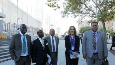 Photo of 11友邦致函聯合國大會 力挺台灣參與聯合國
