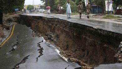 Photo of 巴基斯坦5.8強震驚搖10秒 淺層地震釀22死300餘傷