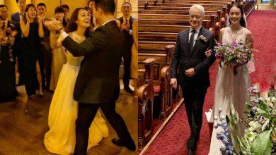 Photo of 劉墉女兒結婚從簡做公益 給女兒的「戀愛須知」供女孩們參考