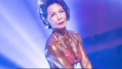 Photo of 韓國75歲嬤因背疾練成健美高手 鼓勵長者勇敢追夢