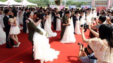 Photo of 空軍同婚官兵退出聯合婚禮 三軍聯合婚禮無同婚新人