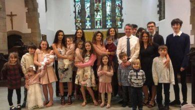 Photo of 英國最會生媽媽喜迎第22胎!若生男剛好湊11對男孩女孩