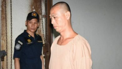 Photo of 泰國走私5.6公斤海洛因 台男遭判無期徒刑