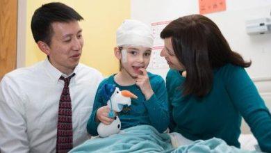Photo of 台裔仁醫開發客製化藥物 只為救這名罕病8歲女童