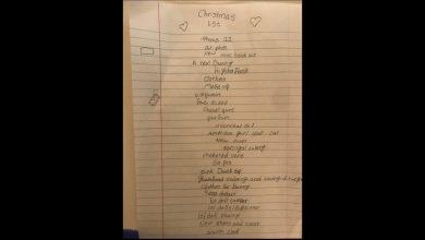 Photo of 美10歲女童聖誕節願望清單竟是名牌、現金 網友:把小孩寵出公主病
