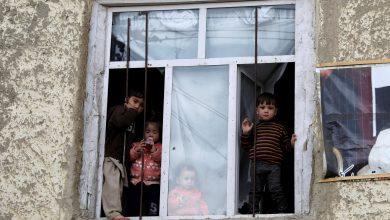 Photo of 出生以來只知戰爭! 9阿富汗兒童上學途中踩地雷全炸死!
