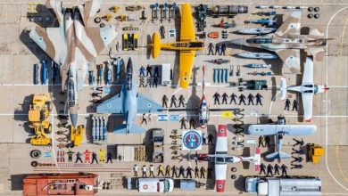 Photo of 以色列空軍超強大「真人開箱照」展軍力 隔天鐵穹攔截9成火箭彈