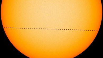 Photo of 「水星凌日」奇觀雙11登場 下次再看等到2032年