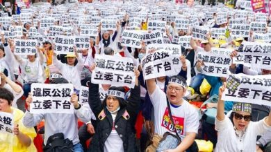 Photo of 2019年度代表字「亂」 曾獻瑩:「謊」字第二,因同婚違反公投民意