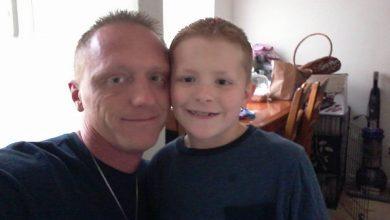 Photo of 一句「爸爸我愛你」喚醒他! 美吸毒男為4歲兒戒癮重獲新生