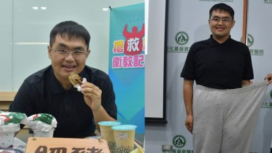 Photo of 曾經肥胖自卑不敢照鏡子! 他靠2原則甩肉22公斤