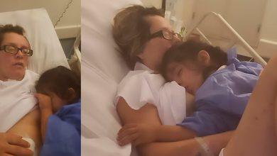Photo of 母愛力量!媽媽昏迷一個月 2歲女兒喊「肚子餓」竟奇蹟甦醒餵奶